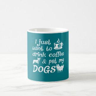 Coffee & Dogs Coffee Mug