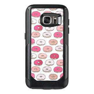 Coffee Donut Sweets Pink Pastel / Andrea Lauren OtterBox Samsung Galaxy S7 Case