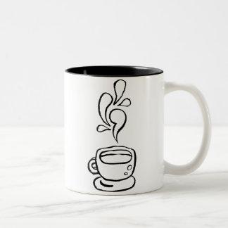 Coffee Doodle Mug
