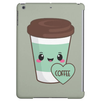 Coffee Emoji Lover iPad Air Cases