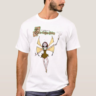 Coffee Fairy T-Shirt