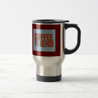Coffee Fiend Travel Mug