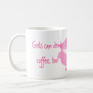 Coffee for Girls Coffee Mug