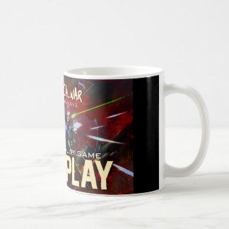Coffee for the Dedicated Gamer Coffee Mug