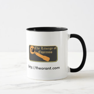 Coffee for The Saints Mug