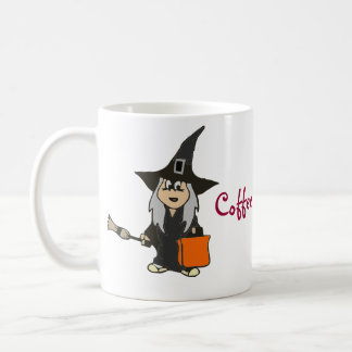 Coffee for Witch Mug