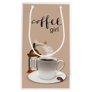 Coffee Girl Gift Bag