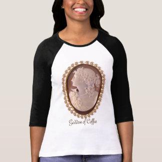 Coffee Goddess Cameo T-Shirt