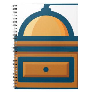 Coffee Grinder Notebook