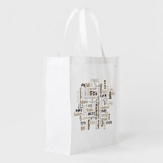 Coffee Grocery Bag