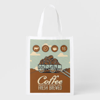 Coffee Grocery Bags