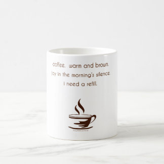 Coffee Haiku Mug