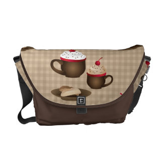 Coffee / Hot Cocoa Dessert Gifts and Bags Commuter Bags