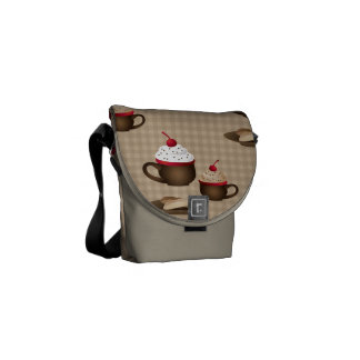Coffee / Hot Cocoa Dessert Gifts and Bags Courier Bag