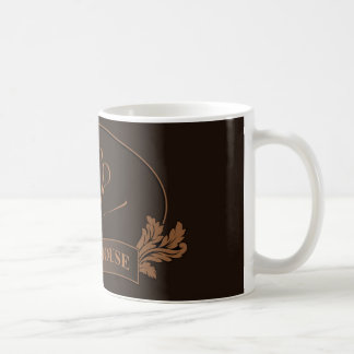 Coffee house coffee mug