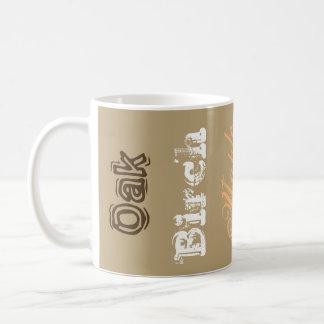 Coffee in the woods, lovely. coffee mug