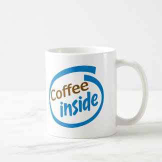 Coffee Inside Coffee Mug