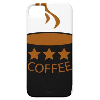 Coffee iPhone 5 Cover