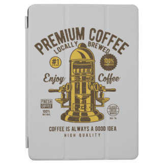 Coffee is always a good idea | Locally Brewed iPad Air Cover