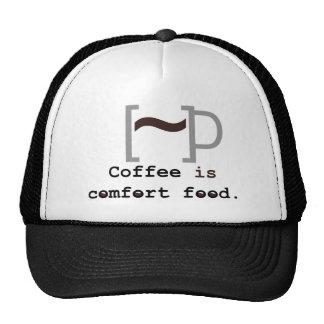 Coffee is Comfort Food Trucker Hat