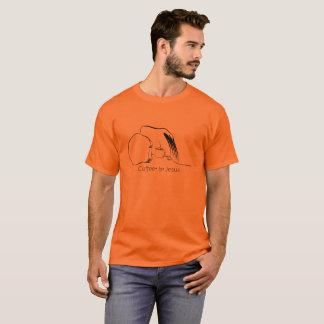 Coffee Is Jesus: The Resurrection T-Shirt