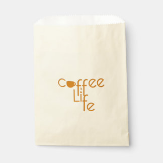 Coffee is Life #2 Favour Bag