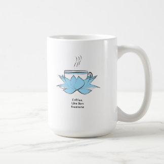 coffee is like zen coffee mug