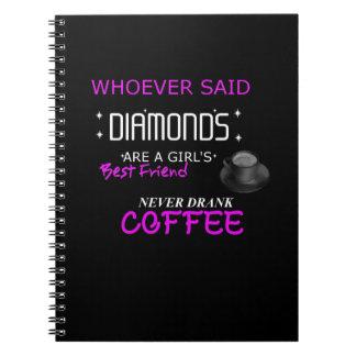 Coffee Is My BFF Photo Journal