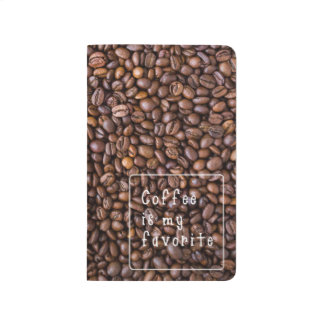 Coffee is my Favorite Coffee Themed Pocket Journal