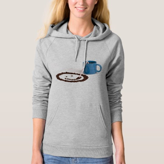 Coffee is My Happy Hoodie