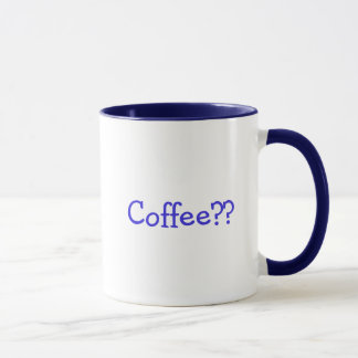 Coffee??  Is this coffee is the question Mug