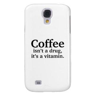 Coffee Isn't A Drug, It's A Vitamin