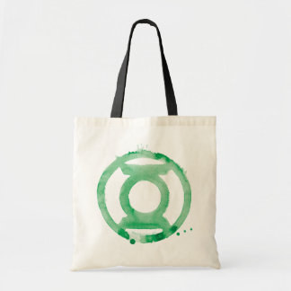 Coffee Lantern Symbol - Green Budget Tote Bag