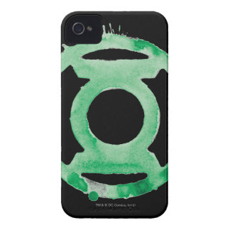 Coffee Lantern Symbol - Green iPhone 4 Cover