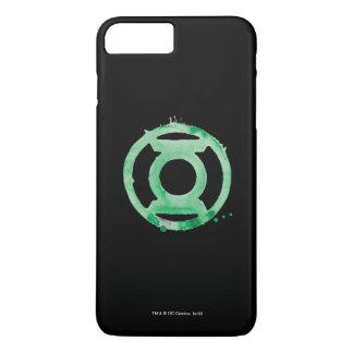Coffee Lantern Symbol - Green iPhone 7 Plus Case
