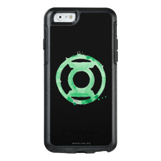 Coffee Lantern Symbol - Green OtterBox iPhone 6/6s Case