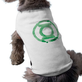 Coffee Lantern Symbol - Green Pet Tee