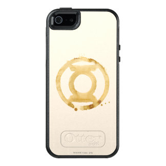 Coffee Lantern Symbol OtterBox iPhone 5/5s/SE Case