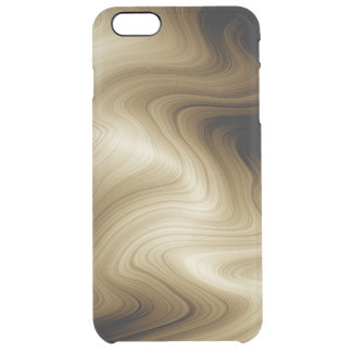 Coffee Light iPhone 6/6S Plus Clear Case