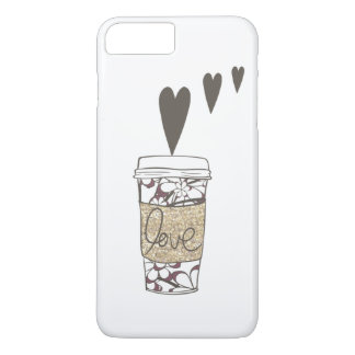 Coffee Love iPhone 8 Plus/7 Plus Case