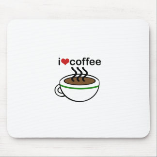 Coffee Love Mouse Pad