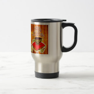 Coffee love travel mug