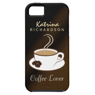 Coffee Lover Coffee Cup Beans iPhone 5 Vibe Case