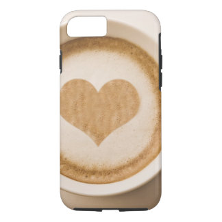Coffee Lover Heart iPhone 7 case