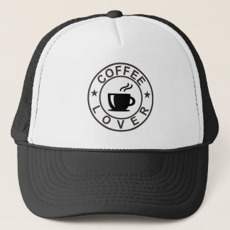 Coffee Lover Trucker Hat