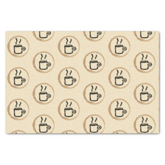 Coffee Lovers - Hot Espresso Coffee Tissue Paper