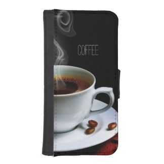 Coffee Lover's iPhone 5 Wallet Case