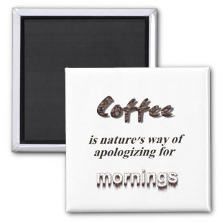 Coffee Lovers Magnet