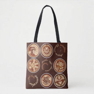 Coffee Lovers Tote Bag
