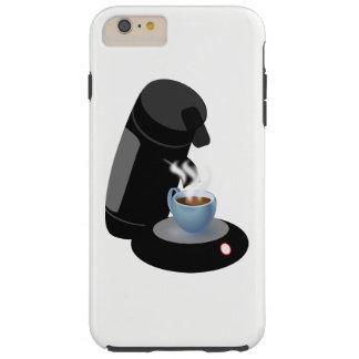Coffee Machine Tough iPhone 6 Plus Case